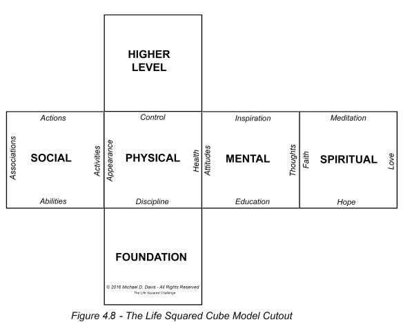 Figure 4_8 Life Squared Model Cutout
